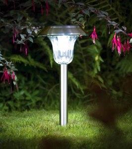 Lampes Jardin Energie Solaire Maroc